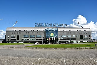 Cars Jeans Stadion - Image: Cars Jeans Stadion (36995264265)