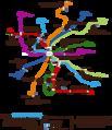 Carte des transports en communs entre les bibliothèques de Rennes.png