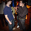 Carter Cleveland + See-ming Lee at Yale Entrepreneurs & Investors event, February 2010 (4491906557).jpg