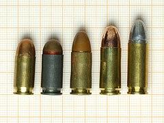 Cartridges 9x17mm, 9x18mm, 9x19mm, 9x21mm, 9x23mm.jpg