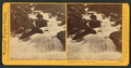 Cascade below the Vernal Fall, Yosemite Valley, Mariposa County, Cal, by Watkins, Carleton E., 1829-1916 2.png