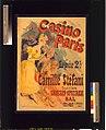 Casino de Paris. Camille Stéfani. Concert-spectacle bal - J. Chéret. LCCN2004675146.jpg