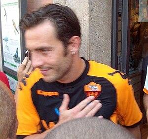 Marco Cassetti - Cassetti with Roma