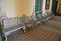 Cast Iron Chairs - Palace Interior - Kathgola Gardens - Murshidabad 2017-03-28 6110.JPG