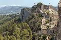 Castell de Xàtiva Castell Menor Road to Castell.jpg
