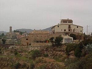 Vista General del Vilar