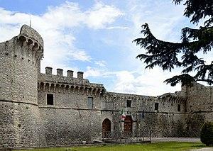 Avezzano - Orsini-Colonna castle