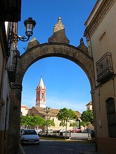 Castilleja de la Cuesta municipality of Spain