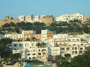Castro, Apulia - Image: Castro Marina