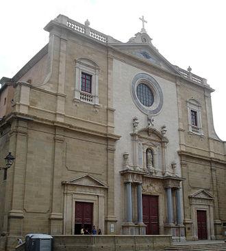 Vic - Vic Cathedral.