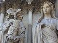 Cathédrale ND de Reims - portail des Saints (29).JPG