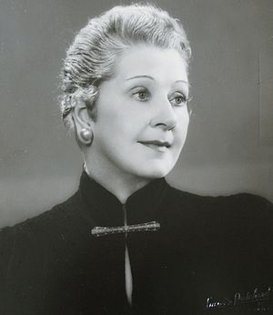 Catherine Doucet - Doucet in 1938