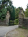 Cemetery gates - geograph.org.uk - 1419023.jpg