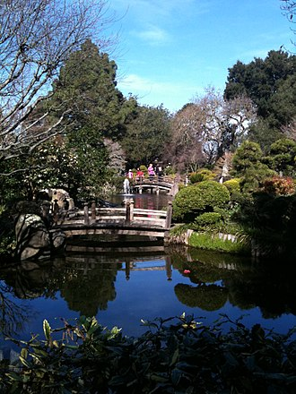 Central Park (San Mateo) - Image: Central Park San Mateo (5437462080)