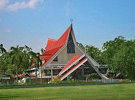 University Church, Central Philippine University