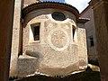 Certosa di Padula - Abside della sacrestia prospiciente la Corte dei Granai.jpg