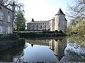 Château La Forêt vue côté entrée (sud) avec Conciergerie.jpg