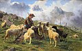 Château de Chantilly, Rosa Bonheur, sheeps in the Pyrenees.JPG