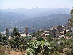 Chahna, Wilaya de Jijel (Algérie).JPG