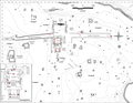 Chan Chich Site Map.png