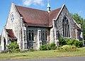Chapel, Hollybrook Cemetery - geograph.org.uk - 868987.jpg