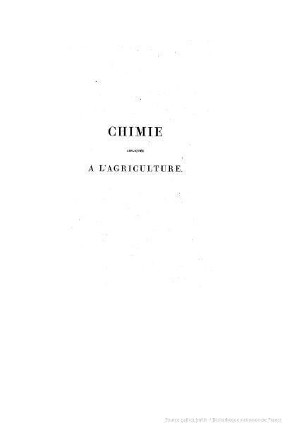 File:Chaptal - Chimie appliquée à l'agriculture, Tome 2.djvu