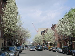 Charles Street (Boston) street in Massachusetts, USA