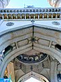 Charminar Hyderabad view from under it.jpg