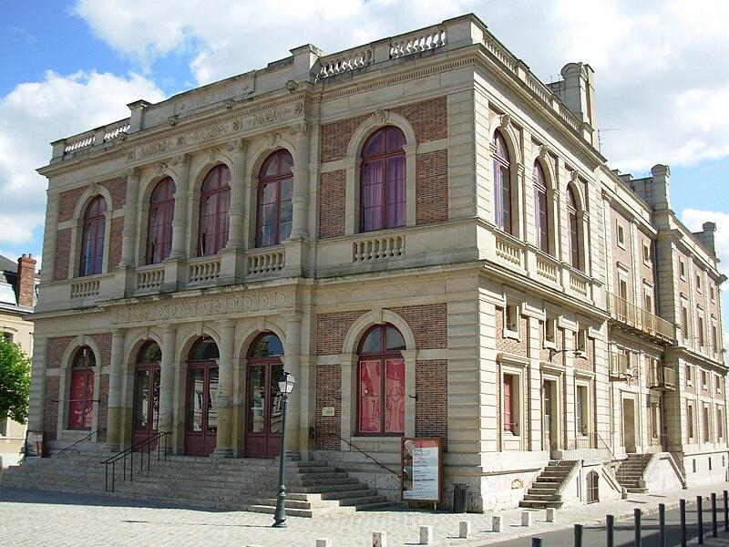 Théâtre municipal de Chartres, France.