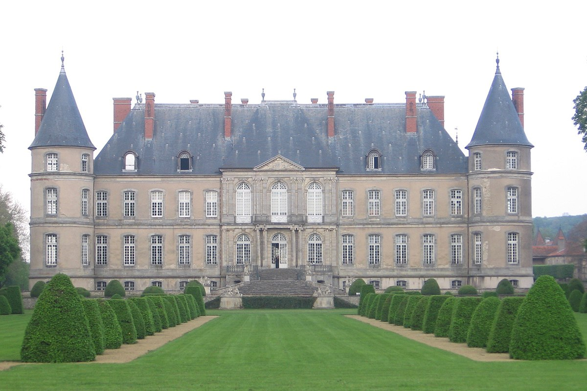 Ch teau d 39 harou wikipedia for Buy chateaubriand