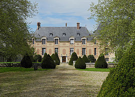 Chateau of Brécourt
