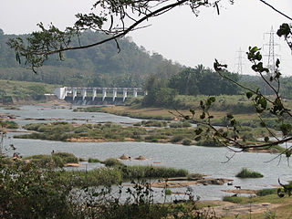 Gayathripuzha River river in India