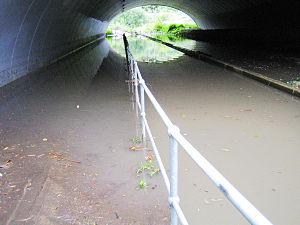 Cheltenham, New South Wales - Image: Cheltenham tunnel 1w