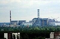 체르노빌 원자력 발전소 사고