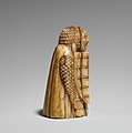Chess Piece in the Form of a Warder (Rook) or Pawn MET DP314996.jpg