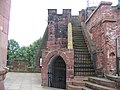 Chester Castle Ramparts - geograph.org.uk - 492021.jpg