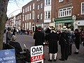 Chichester - morris dancers on East Street - geograph.org.uk - 1203228.jpg