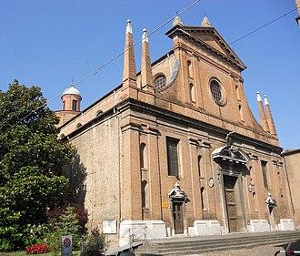 San Paolo, Ferrara - Church of San Paolo in Ferrara