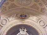 Chiesa di Sant'Anna dei Palafrenieri, Città del Vaticano - interior above altar.jpg