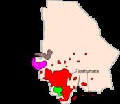 Chihuahua Etnias Autoctonas