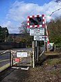 Chilworth Level Crossing - geograph.org.uk - 1763719.jpg