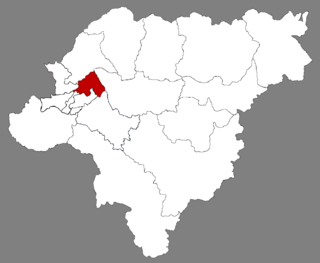 Daowai District District in Heilongjiang, Peoples Republic of China