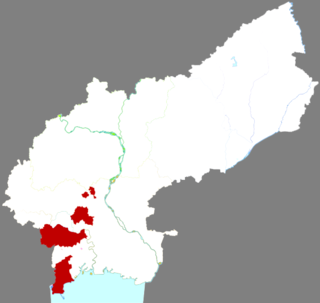 Taihe District District in Liaoning, Peoples Republic of China