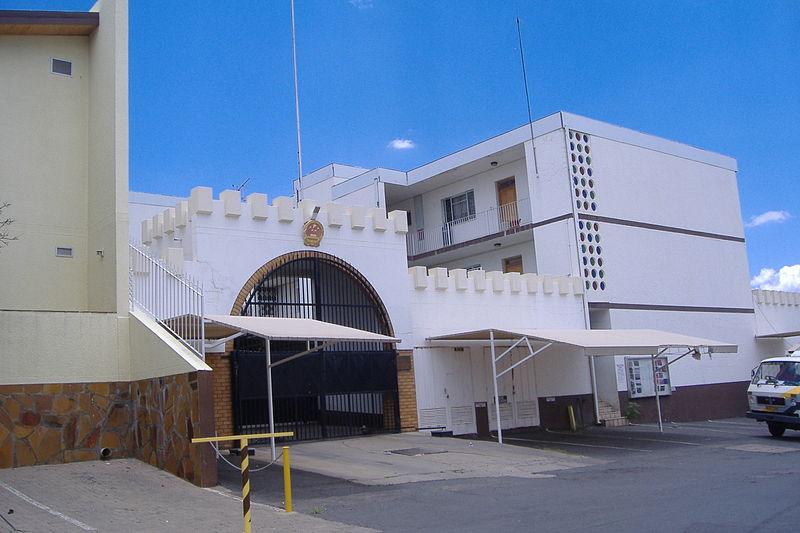 Chinese Embassy in Windhoek.JPG