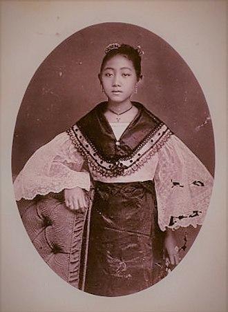 Chinese Filipino - Image: Chinese Filipino