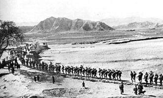 Xinhai Lhasa turmoil - After the end of the Qing empire, Sichuan New Army left Lhasa in 1912.