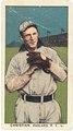 Christian, Oakland Team, baseball card portrait LCCN2008676999.tif