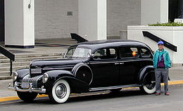 Una Chrysler Imperial del 1939