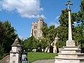 Church and War Memorial, Tring - geograph.org.uk - 222089.jpg