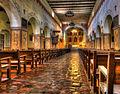 Church at Mission of San Juan Baptista, California.jpg